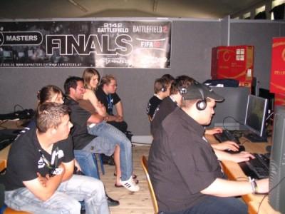 Der StS bei den EA Masters Finals