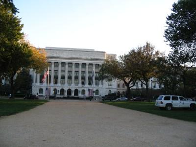 fake white house