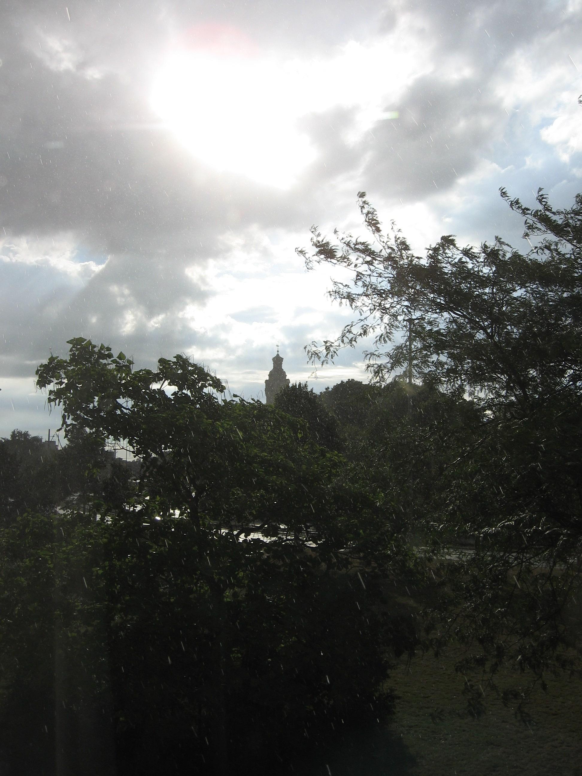 regen in LE