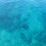tolles sehr klares Wasser