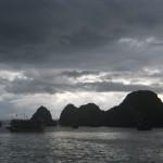 Tag 6 - Regen über der Halong-Bucht