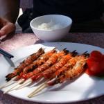 Tag 15 - lecker frisches Seafood im Fischerdorf Mui Ne