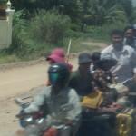 Tag 19 - abenteuerliche 12-Stunden-Busreise nach Kambodscha - Siem Reap