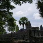 Tag 20 - Kambodscha - die atemberaubenden Tempelanlagen von Angkor: hier Angkor Wat