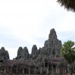Tag 20 - Kambodscha - die atemberaubenden Tempelanlagen von Angkor: hier Angkor Thom